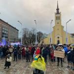 В столице Эстонии прошёл «антимасочный» митинг «Право на свободное дыхание»