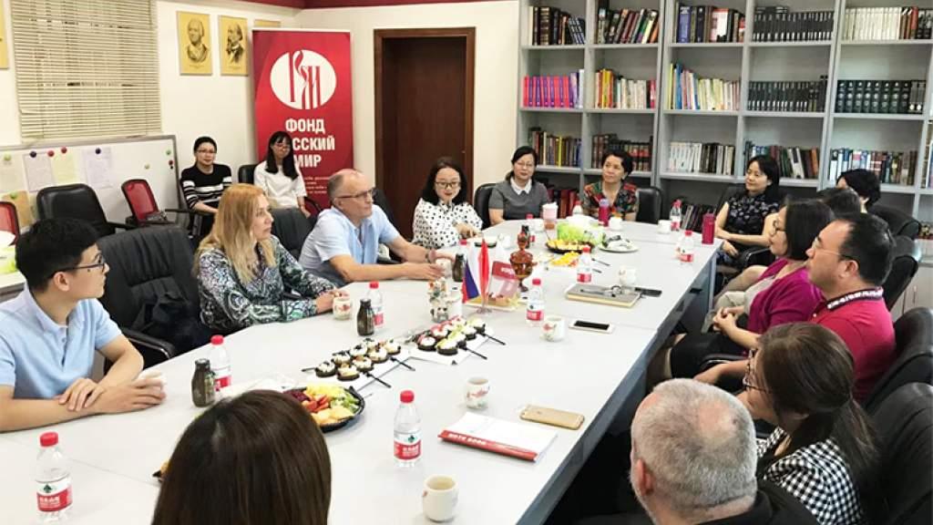 Представители двух вузов в Китае обсудили возможности сотрудничества