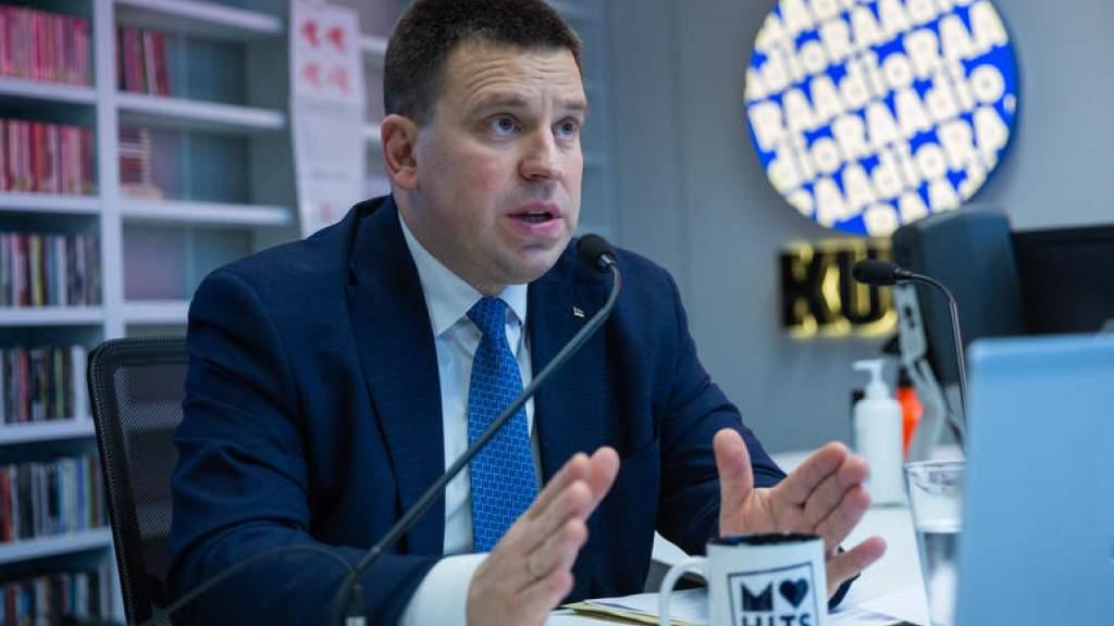 Ратас исключил покупку Эстонией российской вакцины от Covid-19