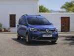 Renault подготовила недорогой семейный микровэн Express