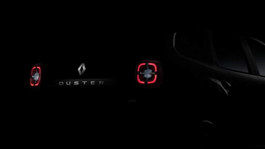 Renault показала тизер нового поколения кроссовера Duster