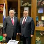 Состоялась встреча Исполнительного директора Фонда с адвокатом Сергеем Бородиным