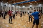 Таллинские власти приглашают горожан на утренние занятия физкультурой