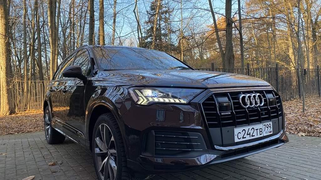 Тест-драйв обновленного Audi Q7: только дизель, с которым хорошо
