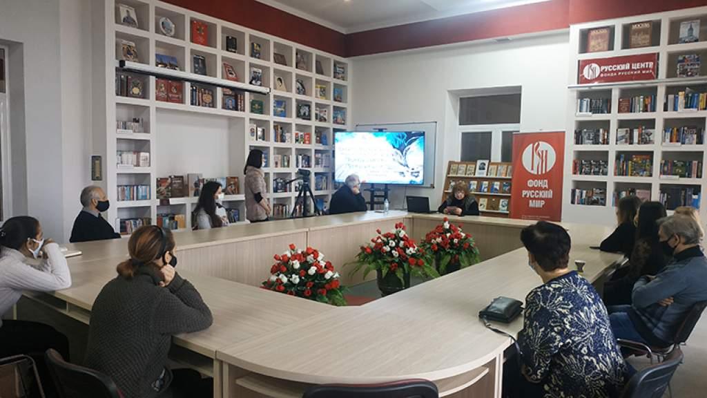 В Донецке знакомились с творчеством писателя-фантаста Владислава Крапивина