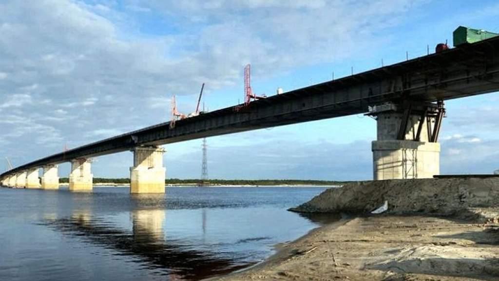 В России появился мост, проезд по которому стоит 370000 рублей