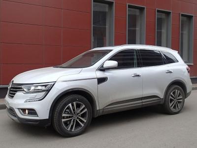 В России прекратились продажи кроссовера Renault Koleos