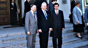 30 лет назад председатели Верховных Советов прибалтийских республик подписали Резолюцию о национальном равноправии.