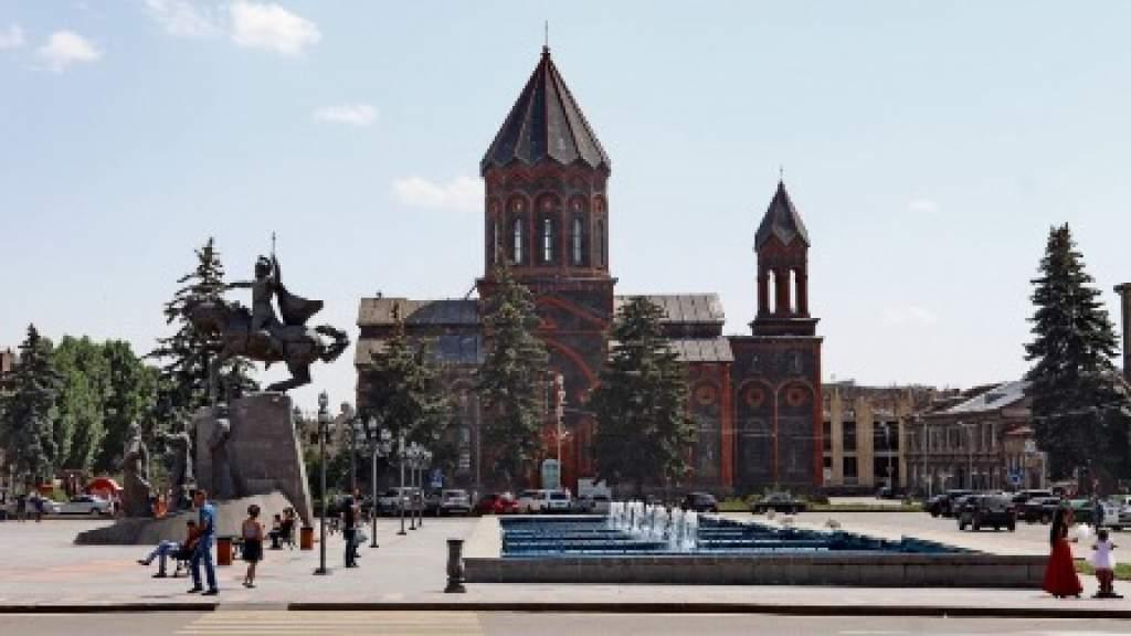 Армянский Гюмри получит статус побратима российского Хабаровска
