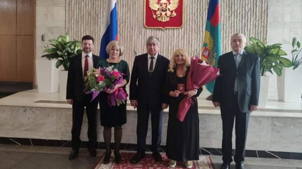 Болгарской певице Грете Ганчевой вручили паспорт гражданина России