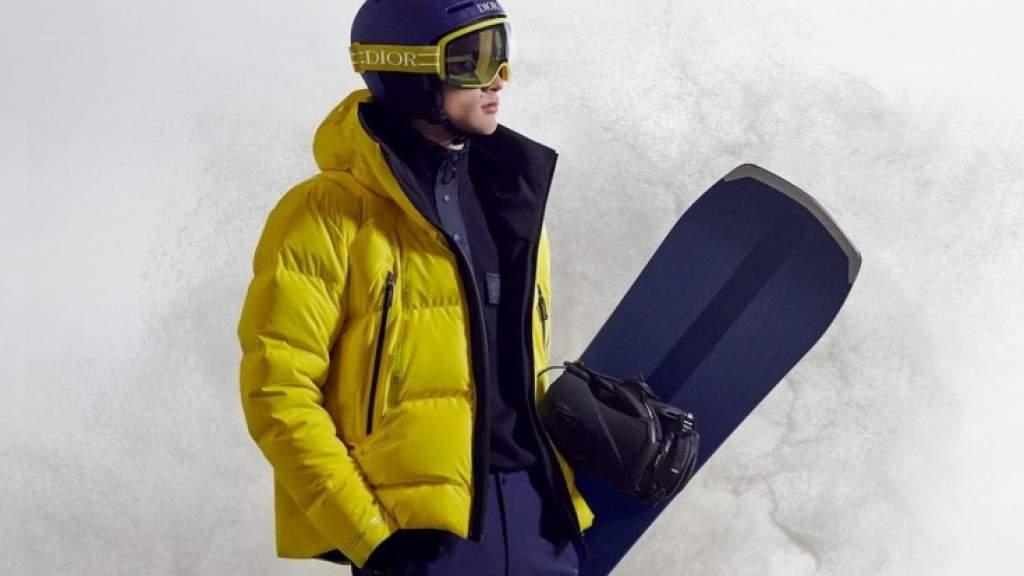 Dior выпустил коллекцию экипировки для сноуборда и горных лыж. Где купить горнолыжную экипировку от Dior?