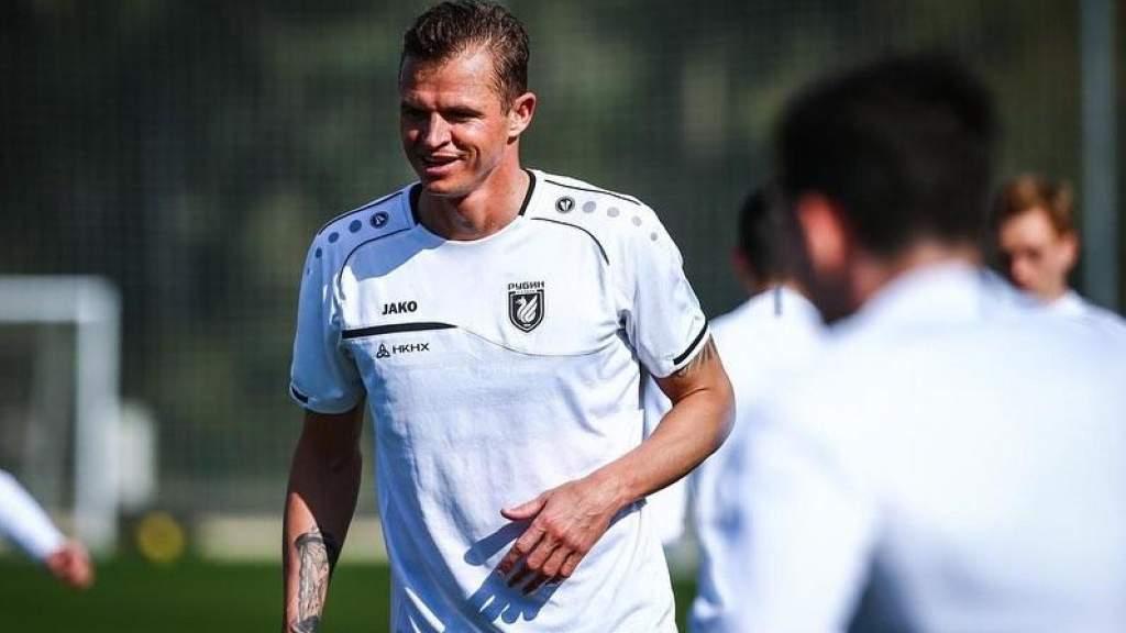 Дмитрий Тарасов хочет уйти из состава казанского ФК «Рубин»