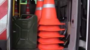 Как на самом деле работают аварийные комиссары на платных трассах