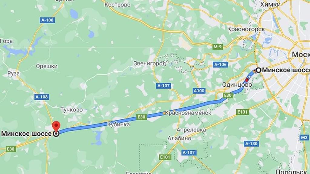 Когда трасса М-1 «Беларусь» станет платной