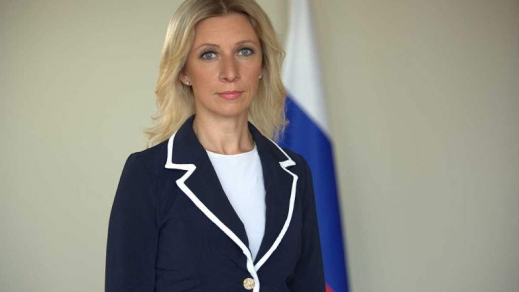 Мария Захарова призвала главу МИД Латвии признаться в целенаправленном давлении на русскоязычные СМИ