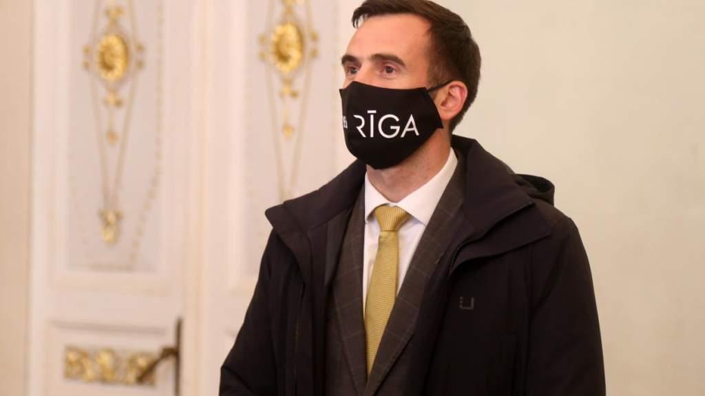 Мэр Риги: праздничного салюта не будет, не приезжайте