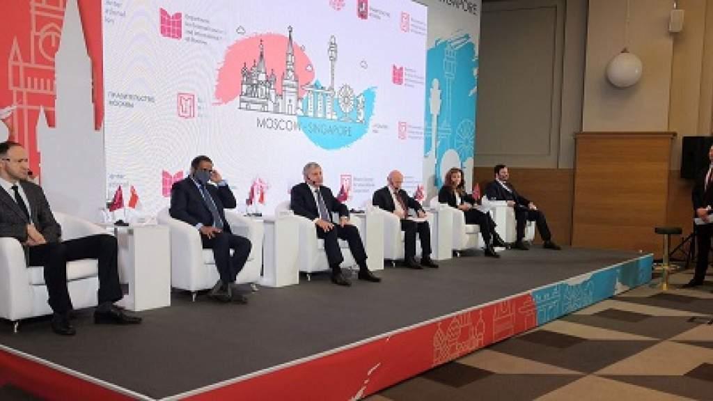 Москва и Сингапур обсудили перспективы сотрудничества