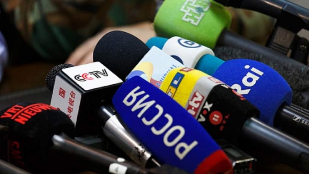 Объективность в журналистике. В Афинах прошла телеконференция, посвященная актуальным вопросам функционирования СМИ