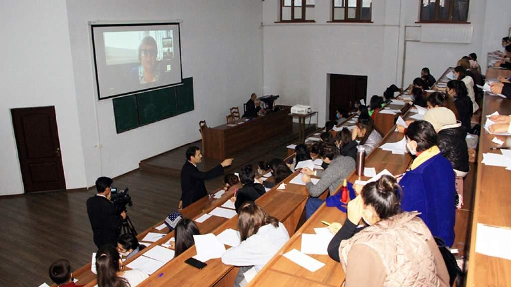Олимпиада по русскому языку прошла в Душанбе