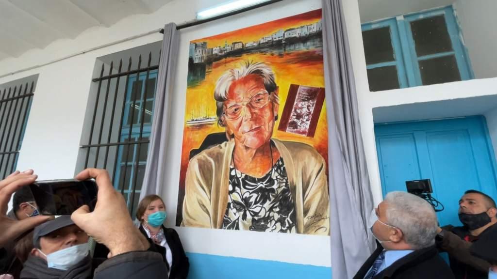 Память Анастасии Манштейн-Ширинской увековечили в Бизерте