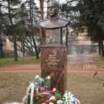 Памятник маршалу Жукову установили в Черногории