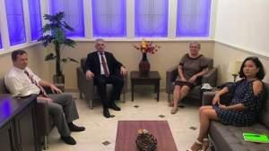 Посол России в Никарагуа встретился с председателем КСОРС
