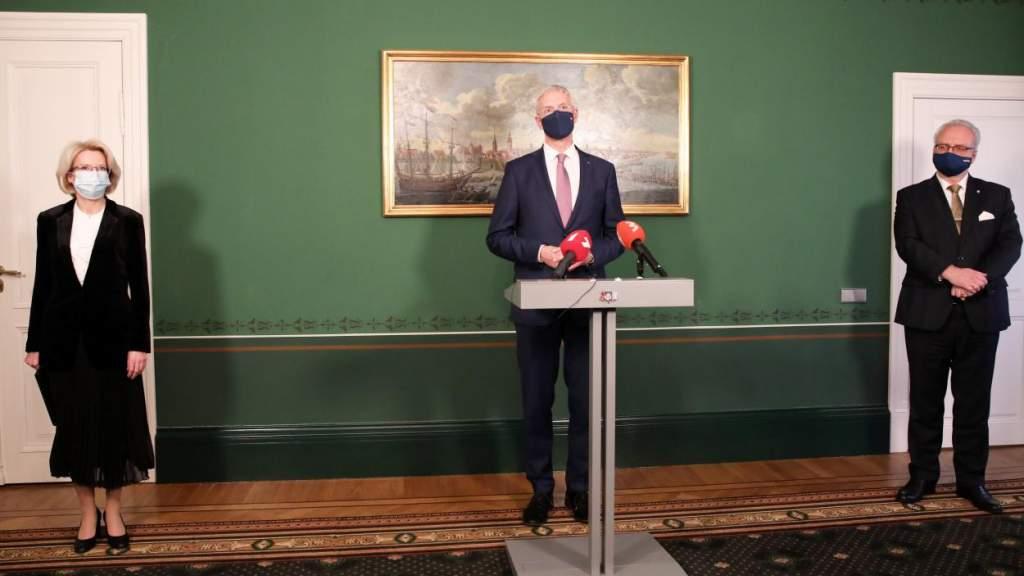 Правительство Латвии примет новое важное решение по ситуации с COVID-19