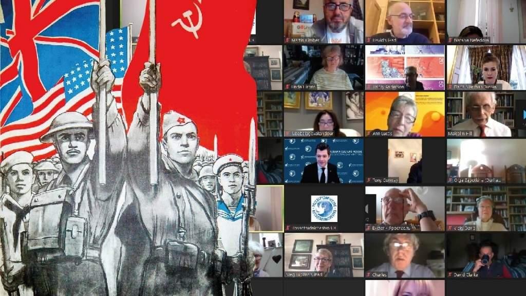 Представители городов-побратимов собрались на форуме-фестивале в честь юбилея Победы
