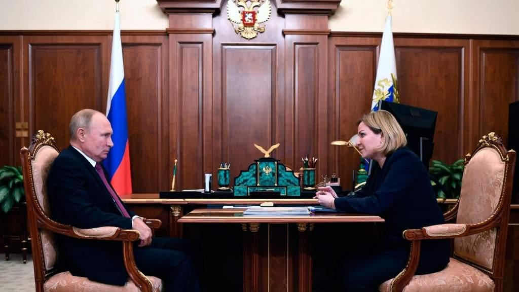 Президент и министр культуры обсудили реставрацию храмов и развитие школ искусств