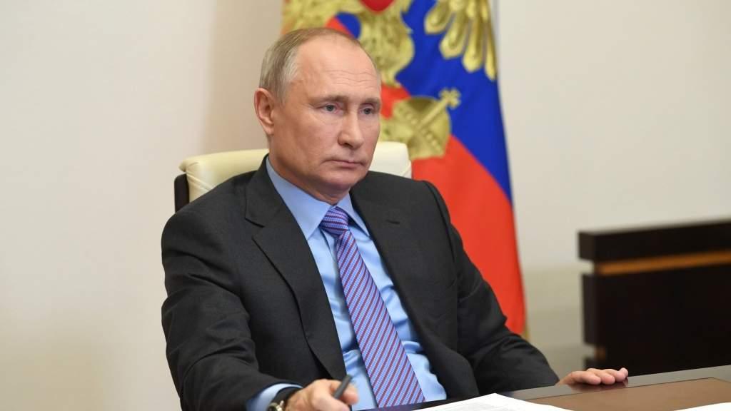Президент подписал указ о проведении в России Года науки и технологий