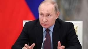 Президент России заявил, что обеспокоен внешним вмешательством в дела Белоруссии