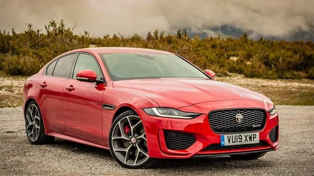 Производство Jaguar XE и XF прекращено из-за коронавируса