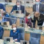 Сейм Литвы принял бюджет страны на 2021 год