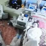 Студенты-медики из Ленинградской области всю ночь следили, чтобы пациент не снял маску с кислородом