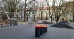 В таллинском парке Таммсааре появилась уникальная игровая площадка