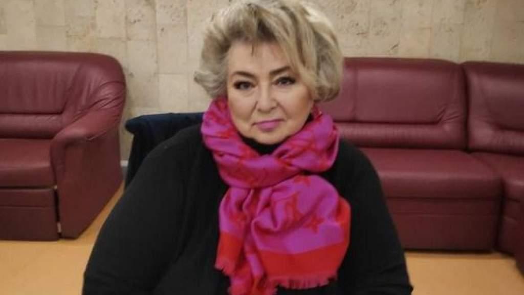 Татьяна Тарасова о состоянии здоровья: «Стала сидячей из-за проблем с ногами»