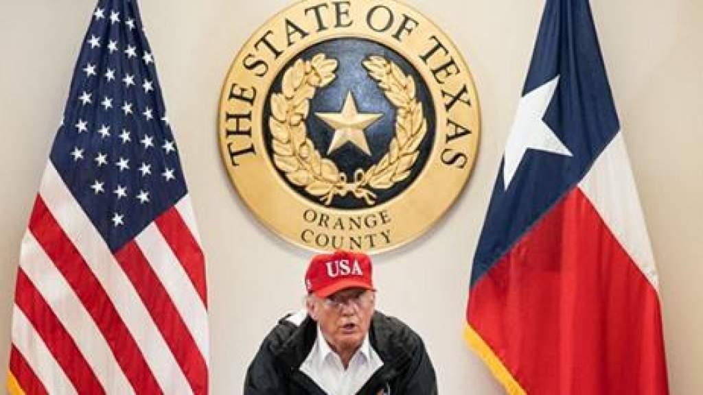 Требование Техаса об отмене итогов выборов поддержали 17 штатов