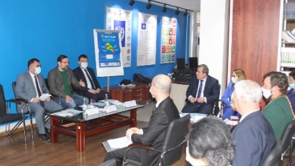 В Душанбе поговорили о роли уроженцев Таджикистана в Победе над фашизмом