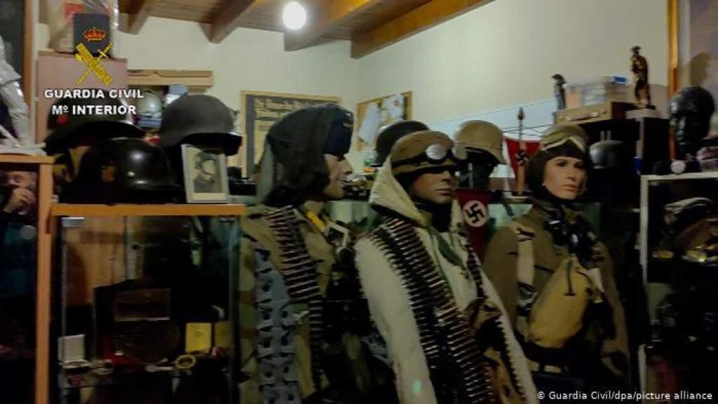В Испании полиция наткнулась на музей нацизма
