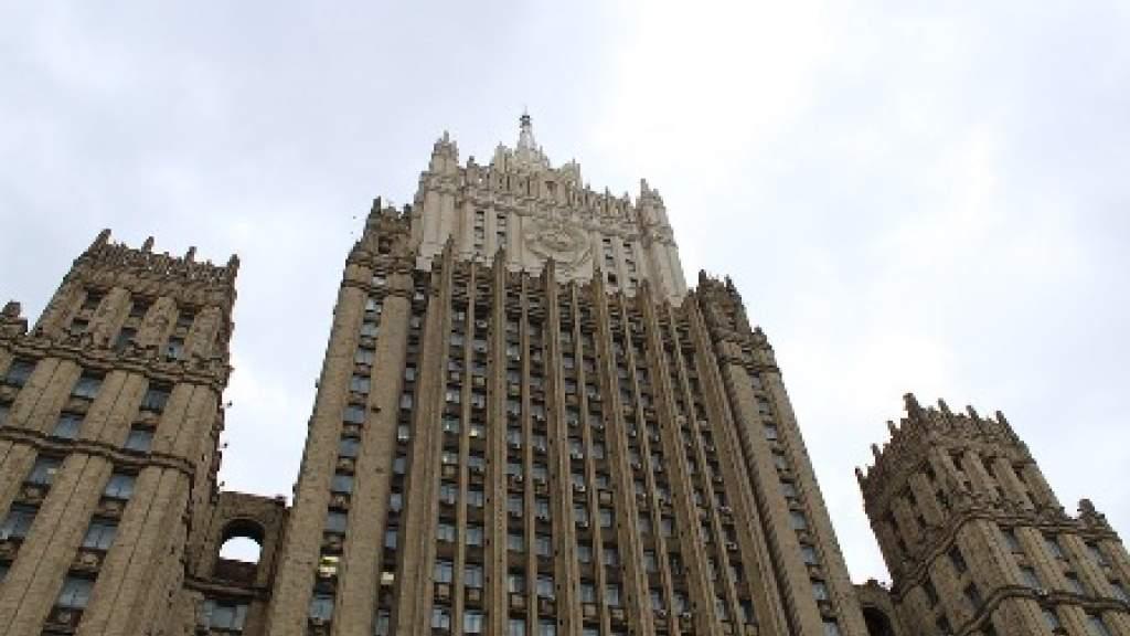 В МИД РФ возмущены новыми санкциями против России