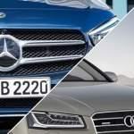 В России отзывают автомобили Audi и Mercedes-Benz