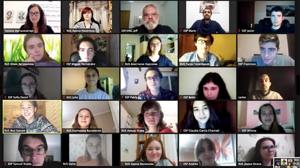 Встреча новых друзей: языковой обмен в Гранаде