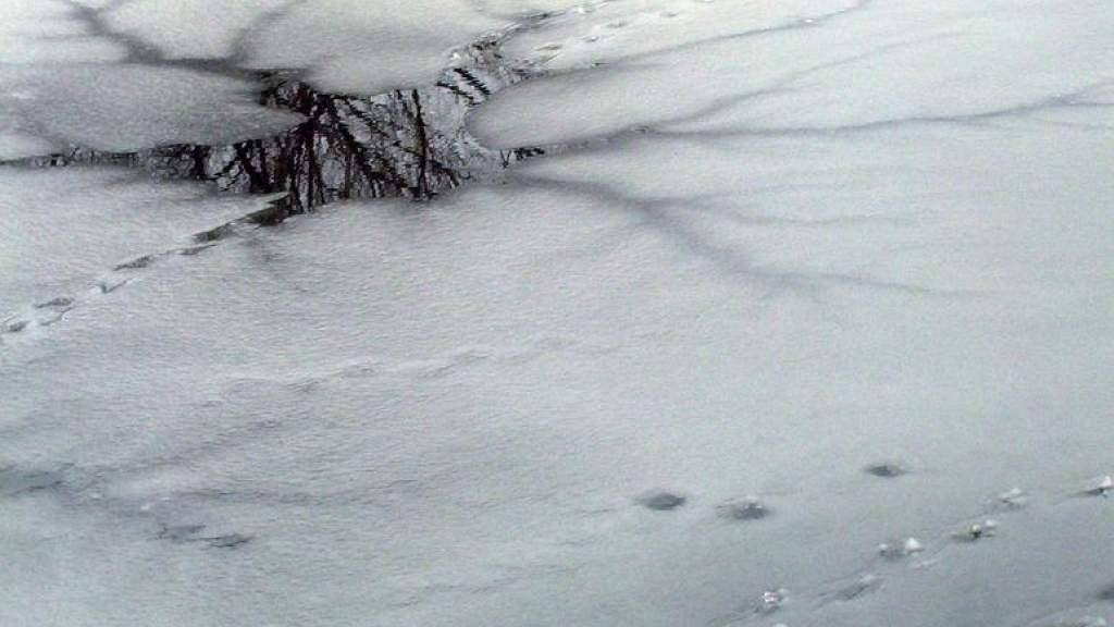Выход на прибрежный морской лед в Западной Эстонии запрещен