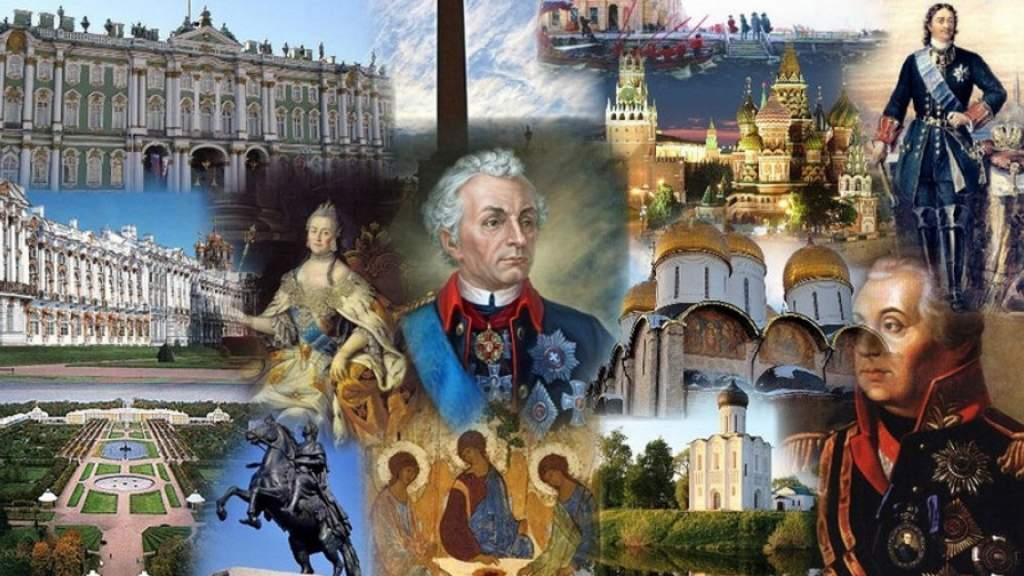 Вышел анимационный сериал об истории России