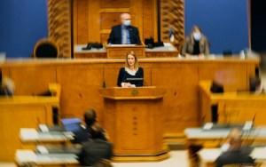 Рийгикогу дал Кае Каллас мандат на формирование правительства