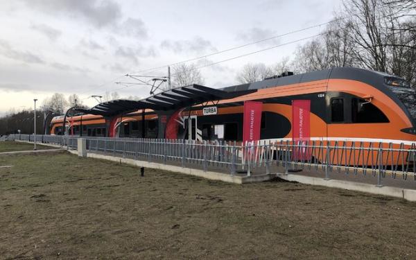 При поддержке ЕС государство надеется быстро построить железнодорожную ветку Турба-Ристи