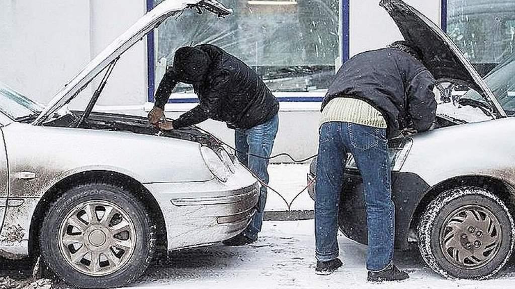 4 самых эффективных и простых способов завести двигатель в мороз
