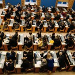Парламентская арифметика в Эстонии: четыре возможных коалиции