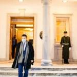 Юри Ратас подал президенту Эстонии заявление об отставке с поста премьера