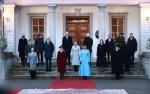 Керсти Кальюлайд утвердила в должности новое правительство